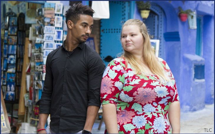 90 Day Fiance: Azan Tefou Rumored To Have Officially Dumped Nicole Nafziger