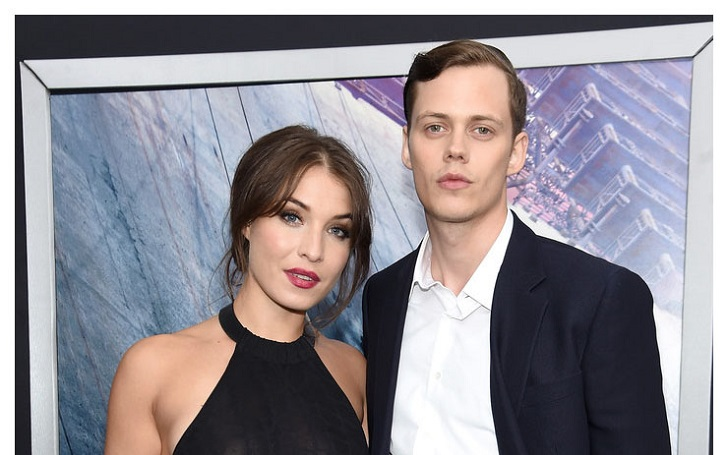 Who Is Bill Skarsgard's Girlfriend? How Long Have They Been Dating? Grab All The Details Here!