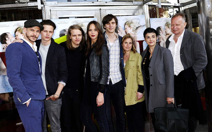The Skarsgard Family - Grab All The Unknown Facts Here!