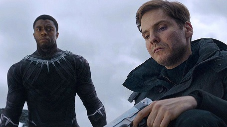 Black Panther finds Zemo