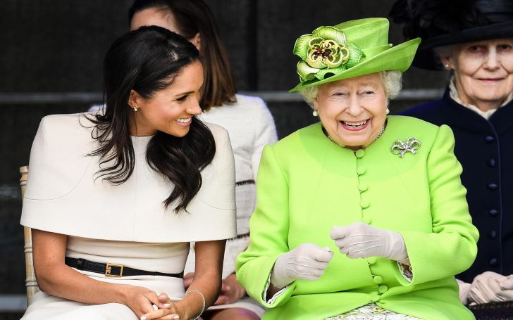 Learn How Meghan Markle Won Over The Queen!