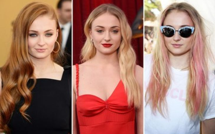 Check Out 10 Of Sophie Turner's Best Beauty Looks!
