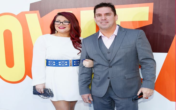 Matt Baier Reckons Amber Portwood Is A Good Mom Despite Her Violent Nature!
