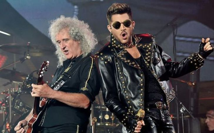 Queen And Adam Lambert Are Currently Travelling Across North America With Their Rhapsody Tour