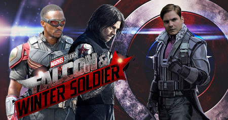Falcon and Winter Soldier are coming for their own show on Disney+.