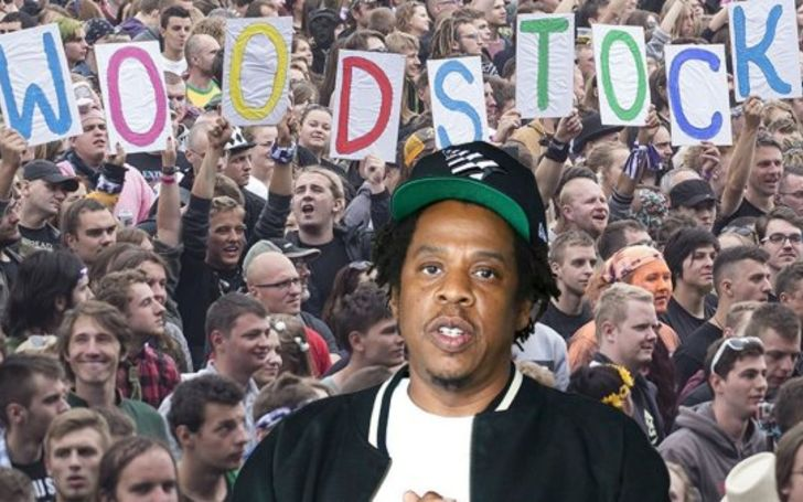 Rap King Jay-Z Pulled Out Of The 50th Anniversary Woodstock Festival