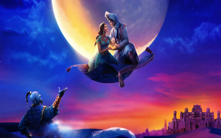 Aladdin Gets A Home Entertainment Release Date