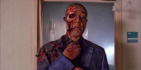 The death of Gus Frings.