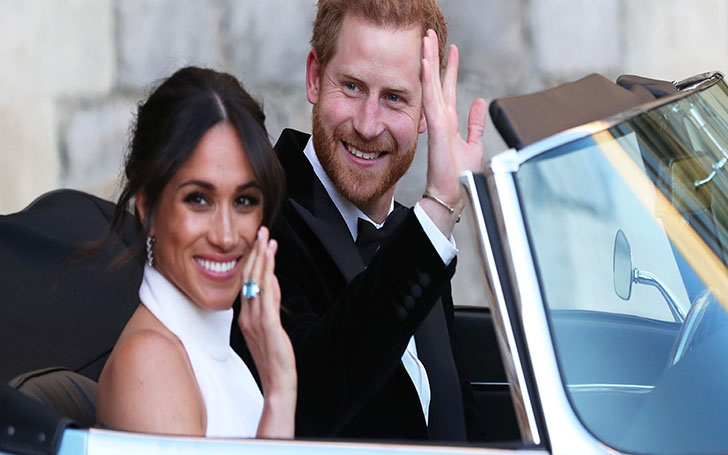 Meghan Markle And Prince Harry Did NOT Ban Neighbors From Speaking To Them