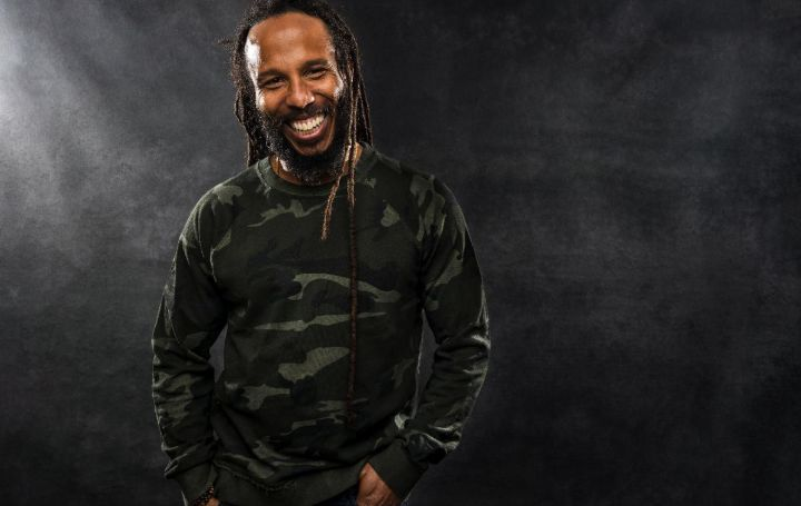 Ziggy Marley Gives His Backing To Environmental Campaign Groups Like Extinction Rebellion