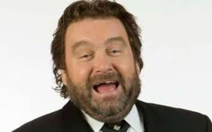 Legendary Comedian And Singer Brendan Grace Is Battling Lung Cancer