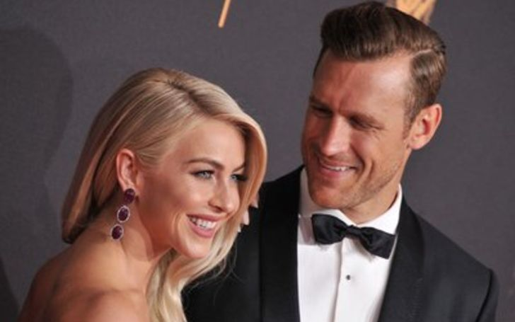 Brooks Laich Is Getting Candid About Julianne Hough's Decision Not To Take His Last Name