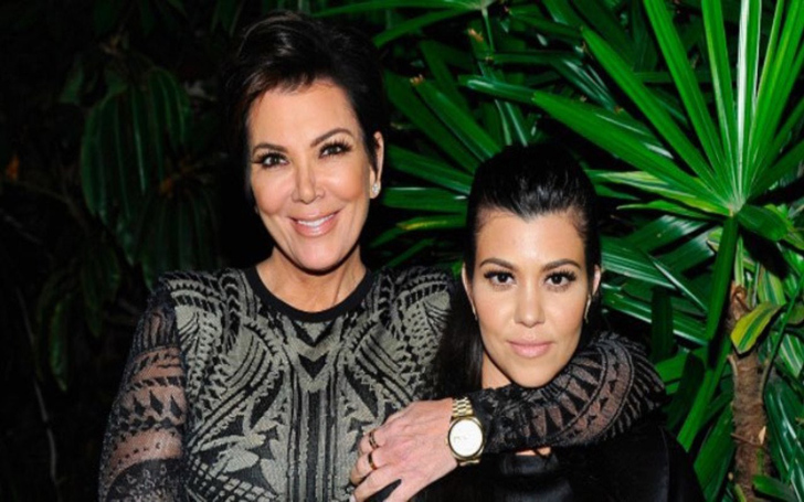 Kourtney Kardashian Blames Her Momager Kris Jenner For Her Failing Business