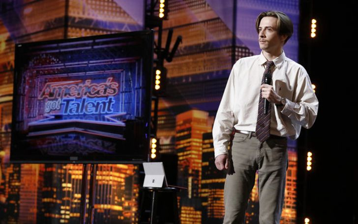 Check Out America's Got Talent's Viral Meme Sensation Andy Rowell's Funniest Acts!