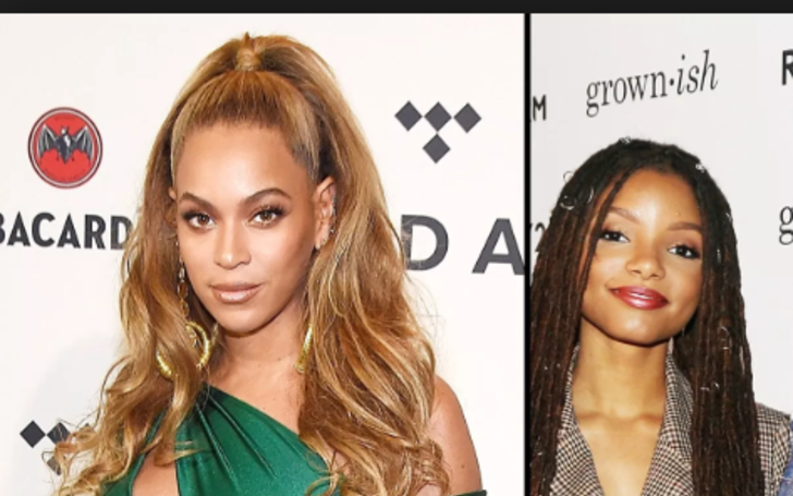 Fans Are Wondering If Beyonce Had Something To Do With The Casting Of The Little Mermaid