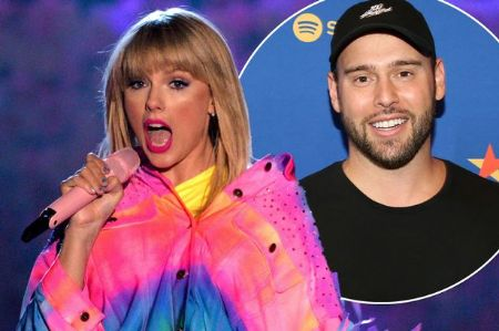 Scooter Braun seemed cooler despite being his cause with Taylor than many other hollywood celebrities. SOURCE: Mirror