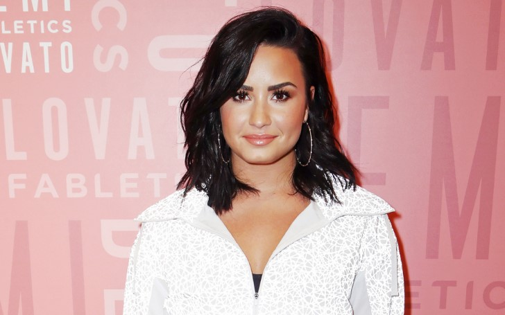 Demi Lovato Tells Fans She Is Not Concerned With Dieting