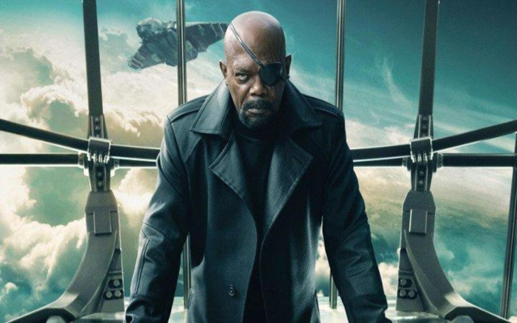 Where Exactly Is Nick Fury During The Post-Credits Scene Of Spider-Man: Far From Home?