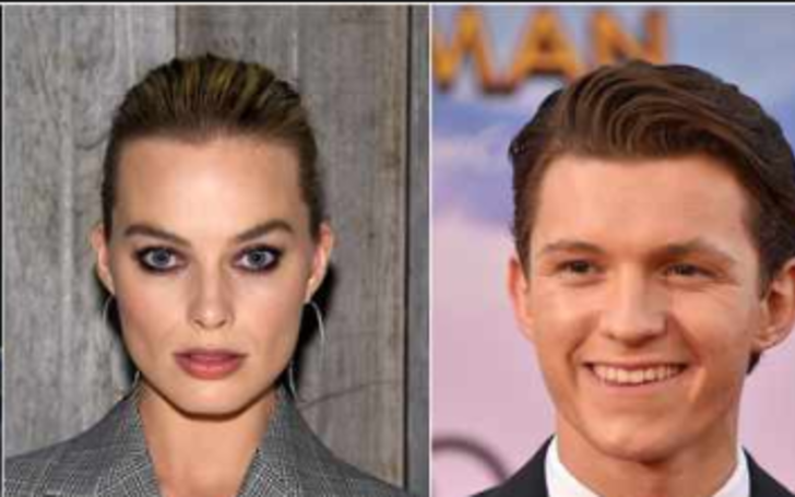 Spider-Man: Far From Home Star Tom Holland Would Really Like To Work With Margot Robbie