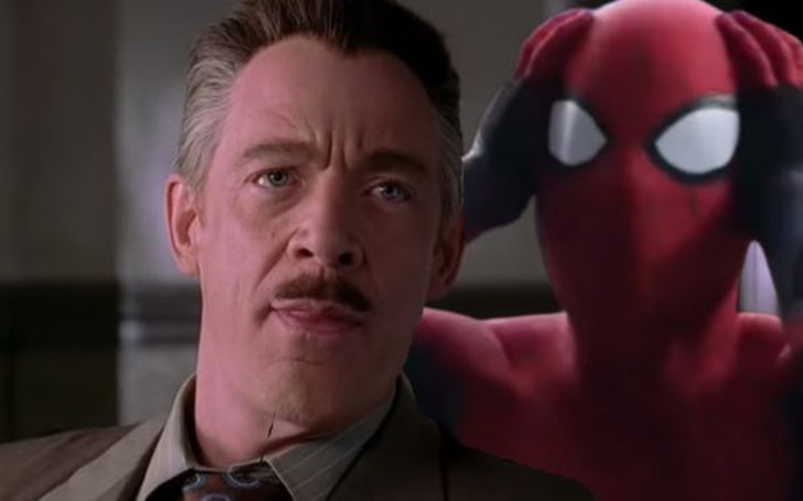 J.K. Simmons Will Always Be The Most Perfect J. Jonah Jameson In Spider-Man Films!