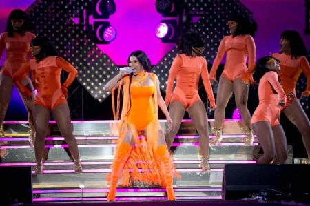 Cardi proved 'Orange as the new hot' SOURCE: Allure