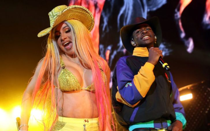 Cardi B Wigged Out During Her Concert In London At Wireless Festival