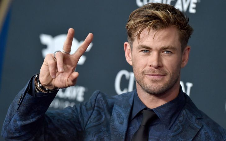 Chris Hemsworth Felt 'Pregnant' Playing Fat Thor In Avengers: Endgame