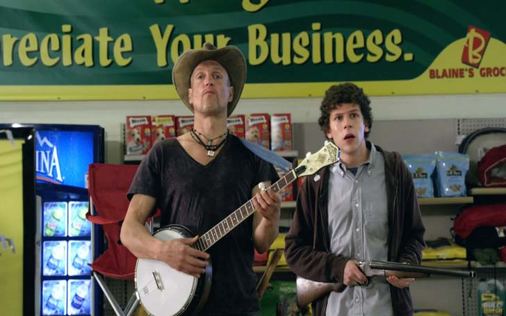 Relive All 33 Of Columbus' Survival Rules In Zombieland
