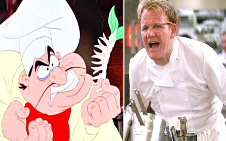 Fans Want Gordon Ramsay To Play Chef Louis In Little Mermaid Remake - Does He Suit The Role?