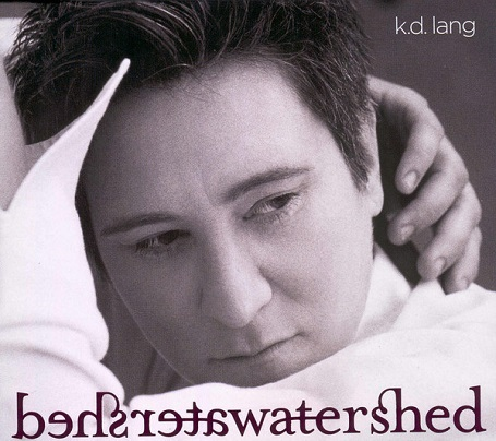 KD Lang's Watershed album cover