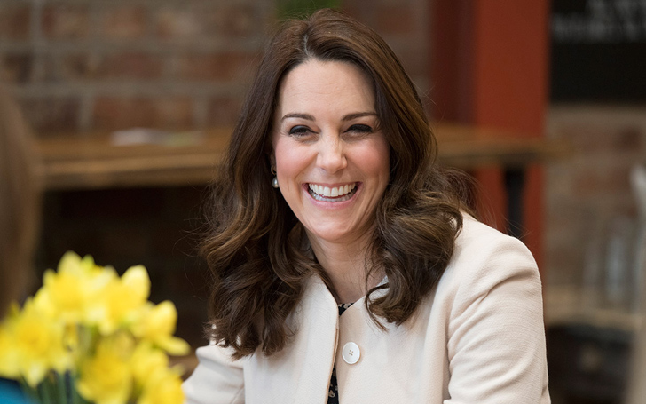 Kate Middleton's Close Friend Sophie Snuggs Gave Birth To A Baby Daughter