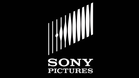 The logo of Sony Pictures.