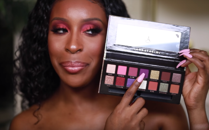 The Anastasia Beverly Hills Jackie Aina Palette Just Launched And It's Amazing!