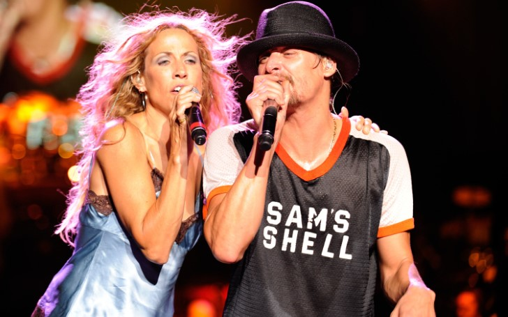 Sheryl Crow Calls Out Her Old Friend Kid Rock In Defense Of Taylor Swift