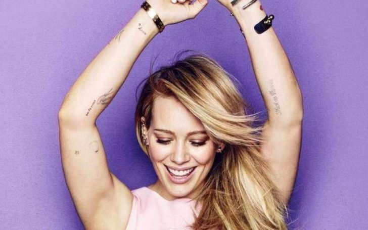 Hilary Duff's New Tattoo Is What Dreams Are Made Of!