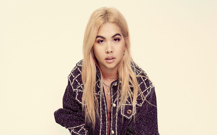 Hayley Kiyoko Claims She Came Out As A Lesbian In A Bid To 'Normalise' Her Sexuality