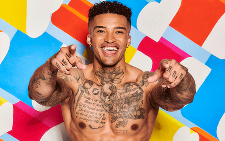 Love Island 's Michael Griffiths Was Caught Up In A Brutal Nightclub Punch-Up