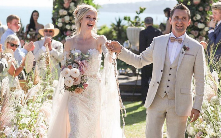 Muse Frontman Matt Bellamy And Model Elle Evans Are Officially Married; Grab All The Details Of Their Wedding!