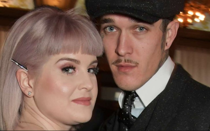 Kelly Osbourne Reportedly Splits From Jimmy Q