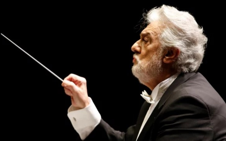Opera Singer Placido Domingo Is Accused Of Sexually Harassing Nine Women Over Thirty Years