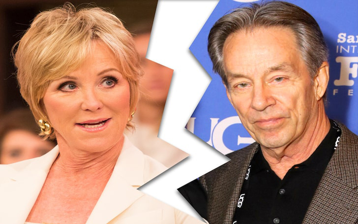 Growing Pains Star Joanna Kerns Filed For Divorce From Her Husband Marc Appleton After Nearly 25 Years Of Marriage