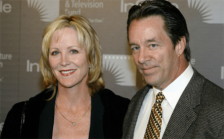 Marc Appleton and Joanna Kerns.