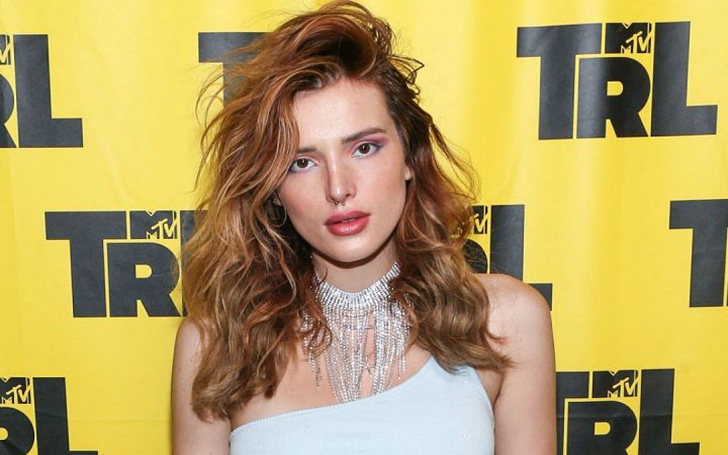 Former Disney Star Bella Thorne Is Taking Her Talents To Behind The Camera To Direct A Porn Film