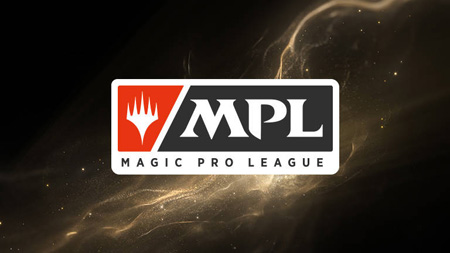 Magic Pro League logo.