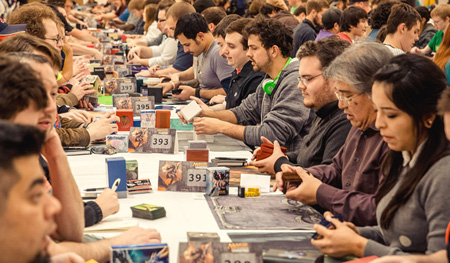 Magic: The Gathering Pro Tour.