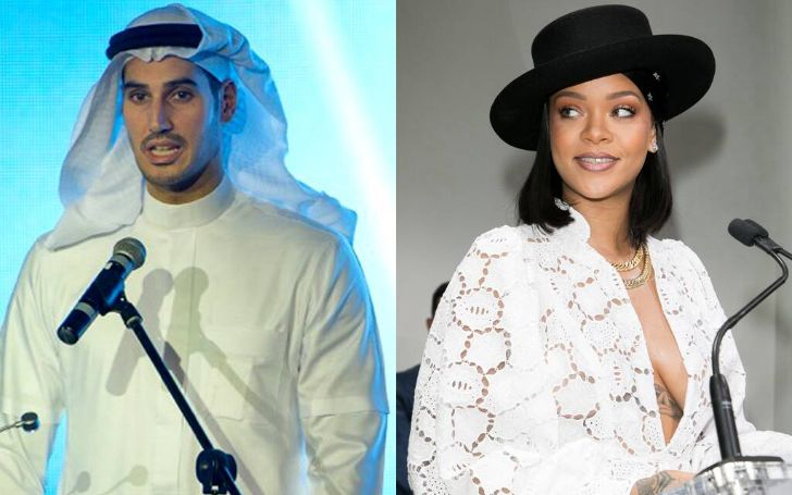 Rihanna and her Billionaire Boyfriend Hassan Jameel Steps out for a Dinner Date Along with her Mother and Brother