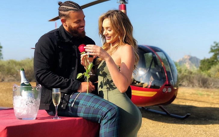 Taylor Selfridge Hints At Her Blissful Relationship With Boyfriend Cory Wharton Through An Adorable Instagram Post!