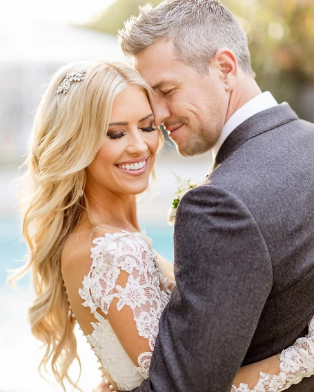 Tarek's ex-wife Christina Anstead married Ant Anstead in December 2018.