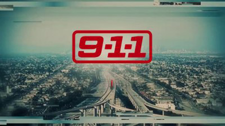 The poster for 9-1-1.
