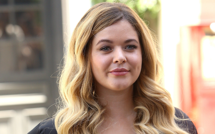 Sasha Pieterse Can't Wait For Fall So She Can 'Start Feeling Like A Normal Human Again'